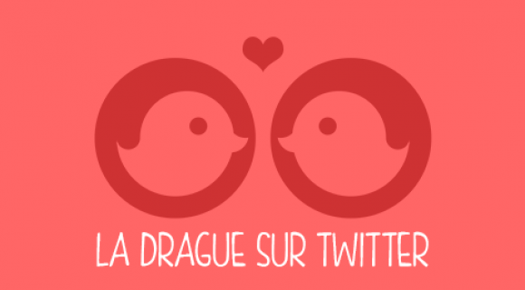 Image de couverture de l'article : La drague sur Twitter
