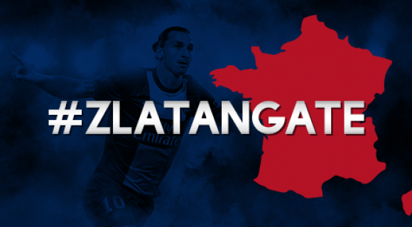 Image de couverture de l'article : Le Zlatan Gate