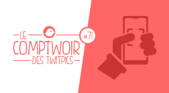 Image de couverture de l'article : Le Comptwoir des Twitpics | Vol. 71