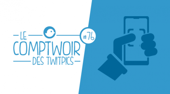 Image de couverture de l'article : Le Comptwoir des Twitpics | Vol. 76