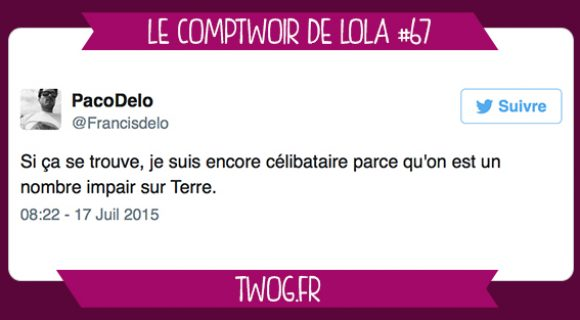 Image de couverture de l'article : Le Comptwoir de Lola #67