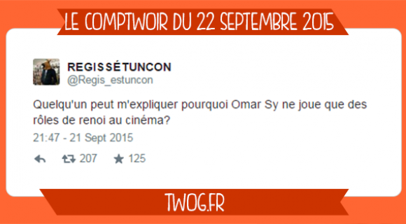 Image de couverture de l'article : Le Comptwoir du 22 septembre 2015