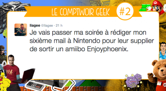 Image de couverture de l'article : Le Comptwoir geek #2