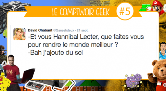 Image de couverture de l'article : Le Comptwoir Geek #5