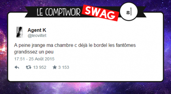 Image de couverture de l'article : Le Comptwoir du swag #1