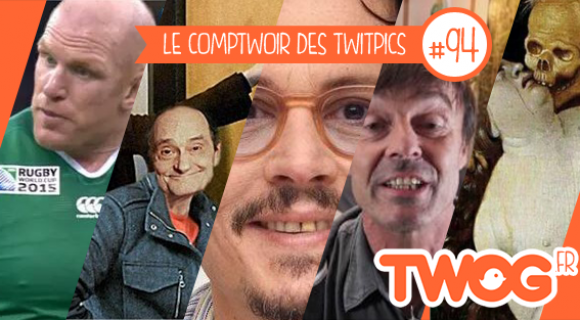 Image de couverture de l'article : Comptwoir des Twitpics | Vol. 94