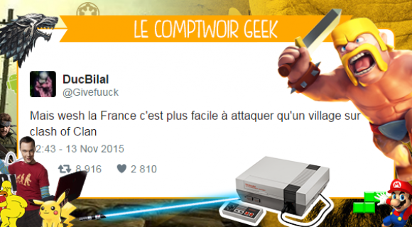 Image de couverture de l'article : Le Comptwoir Geek #13