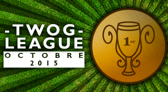 Image de couverture de l'article : Twog League : le top 50 d'octobre 2015