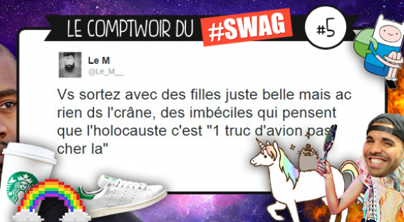 Image de couverture de l'article : Le Comptwoir du Swag #5