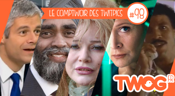 Image de couverture de l'article : Comptwoir des Twitpics | Vol. 98