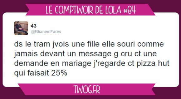 Image de couverture de l'article : Le Comptwoir de Lola #84