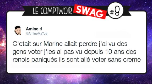 Image de couverture de l'article : Le Comptwoir du Swag #8