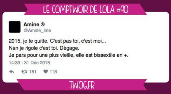 Image de couverture de l'article : Le Comptwoir de Lola #90