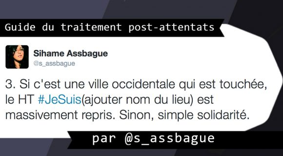 Image de couverture de l'article : Tweetstory – Le petit guide du traitement post-attentats