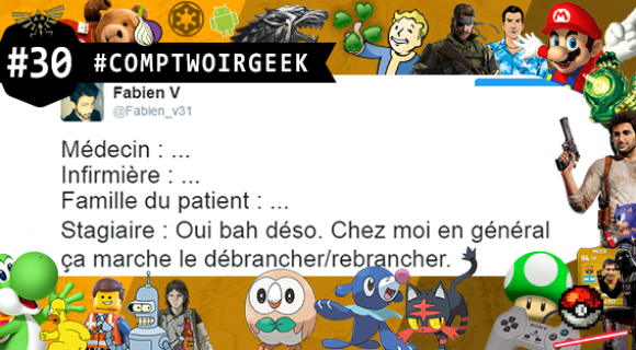 Image de couverture de l'article : Le Comptwoir Geek #30