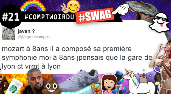 Image de couverture de l'article : Le Comptwoir du swag #21