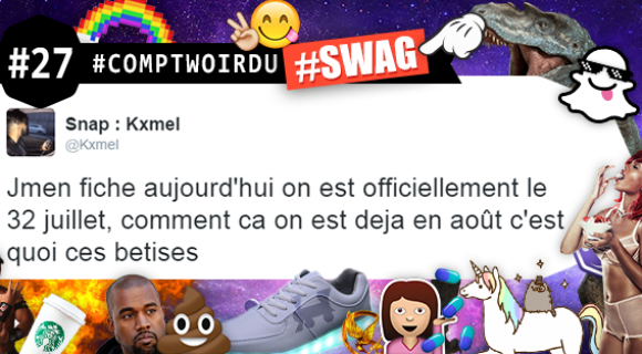 Image de couverture de l'article : Le Comptwoir du swag #27