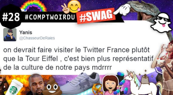 Image de couverture de l'article : Le Comptwoir du swag #28