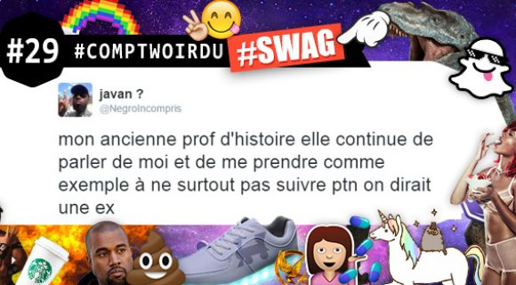 Image de couverture de l'article : Le Comptwoir du Swag #29