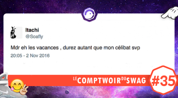 Image de couverture de l'article : Le Comptwoir du Swag #35