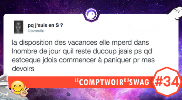 Image de couverture de l'article : Le Comptwoir du Swag #34
