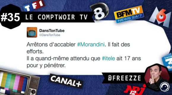 Image de couverture de l'article : Le comptwoir TV #35