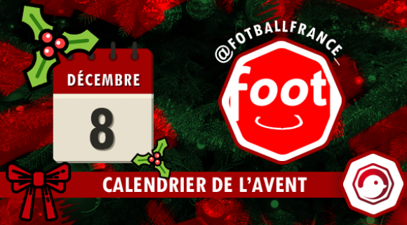 Image de couverture de l'article : Calendrier de l'Avent Twog 2016 | 8 décembre : Football France