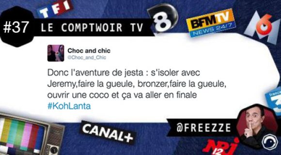 Image de couverture de l'article : Le comptwoir TV #37