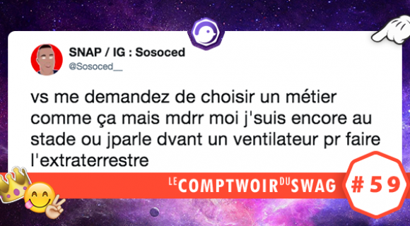 Image de couverture de l'article : Le Comptwoir du swag #59