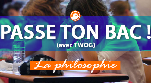 Image de couverture de l'article : Passe ton bac de philo
