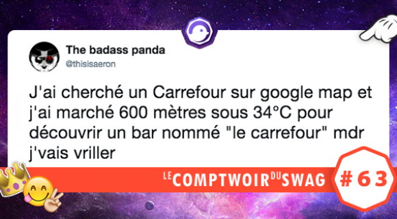 Image de couverture de l'article : Le Comptwoir du Swag #63
