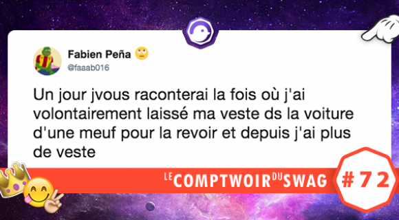 Image de couverture de l'article : Le Comptwoir du Swag #72