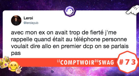 Image de couverture de l'article : Le Comptwoir du Swag #73
