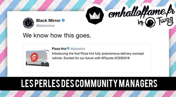 Image de couverture de l'article : CM Hall of Fame : Les perles des community managers #7