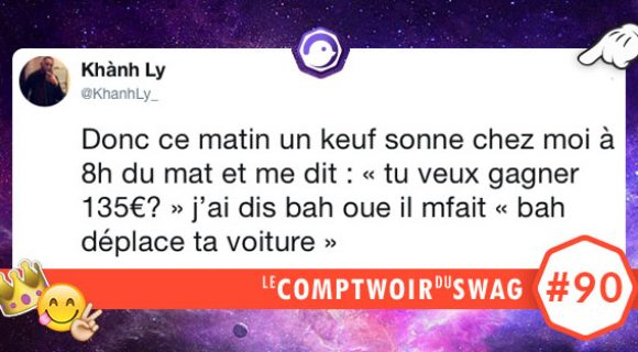 Image de couverture de l'article : Le Comptwoir du Swag #90