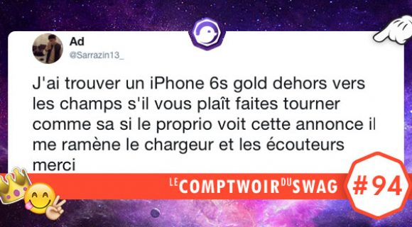 Image de couverture de l'article : Le Comptwoir du Swag #94