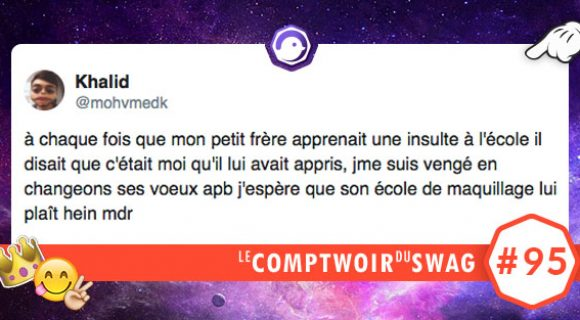 Image de couverture de l'article : Le Comptwoir du Swag #95