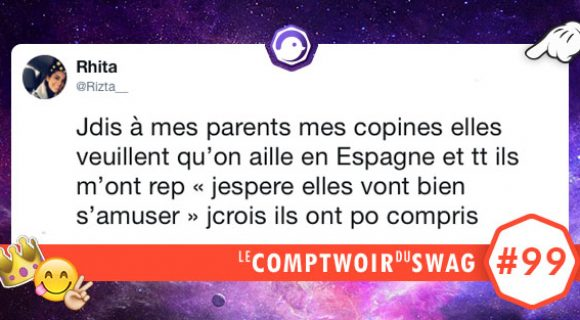 Image de couverture de l'article : Le Comptwoir du Swag #99