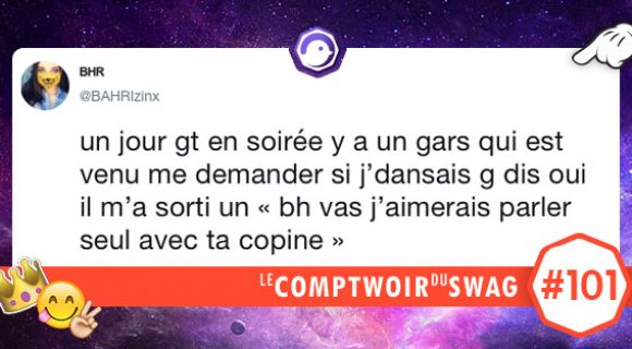 Image de couverture de l'article : Le Comptwoir du Swag #101