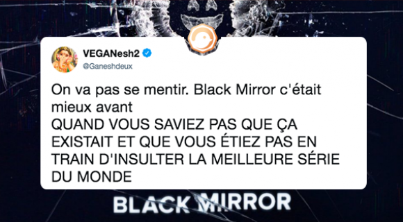 Image de couverture de l'article : Black Mirror : quand Twitter commente la série la plus bluffante de Netflix