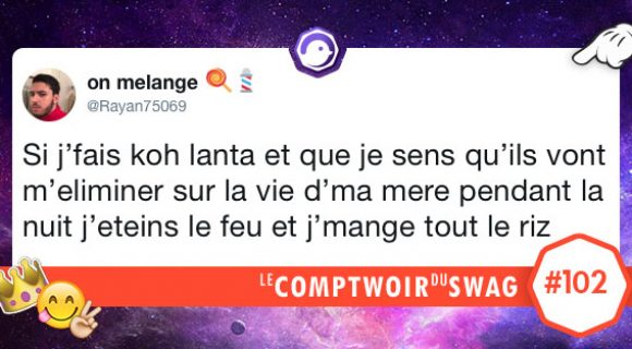 Image de couverture de l'article : Le Comptwoir du Swag #102