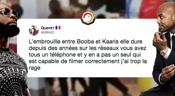 Image de couverture de l'article : Quand Booba et Kaaris se fightent à l'aéroport d'Orly
