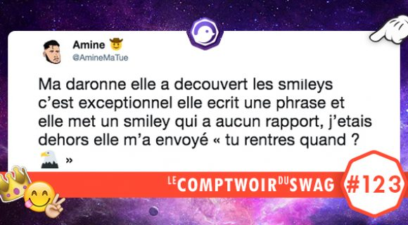 Image de couverture de l'article : Le Comptwoir du Swag #123