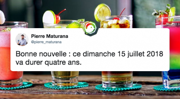 Image de couverture de l'article : L'Happy Hour – été 2018