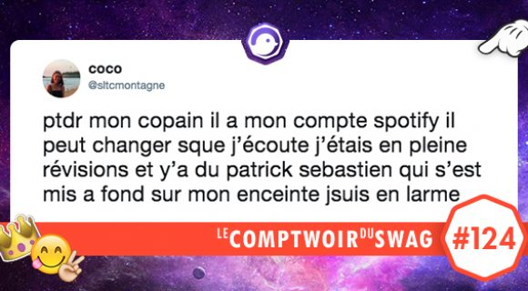 Image de couverture de l'article : Le Comptwoir du Swag #124