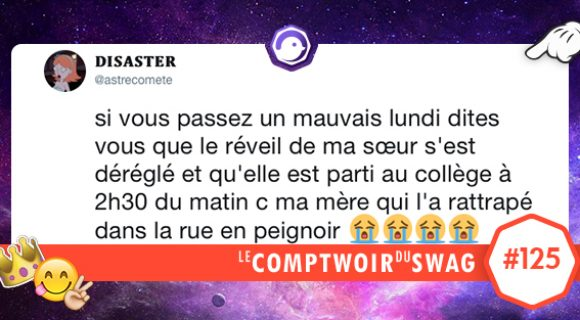 Image de couverture de l'article : Le Comptwoir du Swag #125