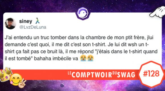Image de couverture de l'article : Le Comptwoir du Swag #128