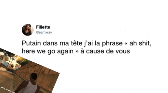 Image de couverture de l'article : Top 20 des meilleurs tweets sur le mème Ah Shit, Here We Go Again