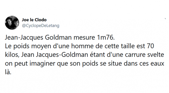 Image de couverture de l'article : Thread : Pourquoi Jean-Jacques Goldman doit changer de nom ?