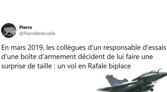 Image de couverture de l'article : Thread : Un vol en Rafale qui tourne mal